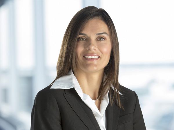 Portrait of Rachelle Girard